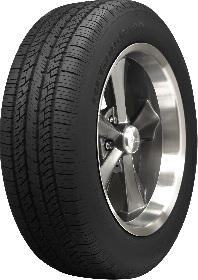 BF Goodrich Radial T/A | Blackwall | 245/55R18 | New Old Stock
