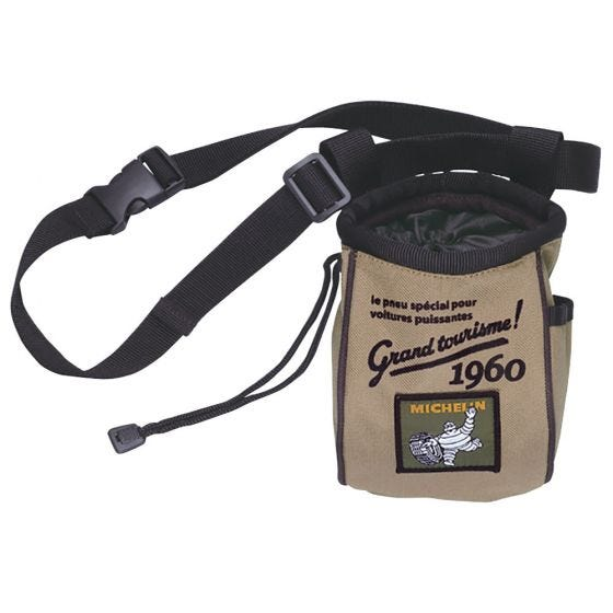 Michelin Small Bag Brown | Discontinued