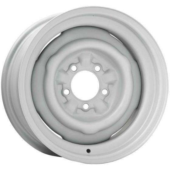"15x8 OE Style | 5x4 1/2"" bolt 