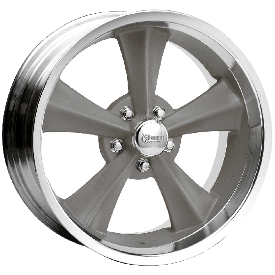 Rocket Booster Classic Muscle Wheel | Gray