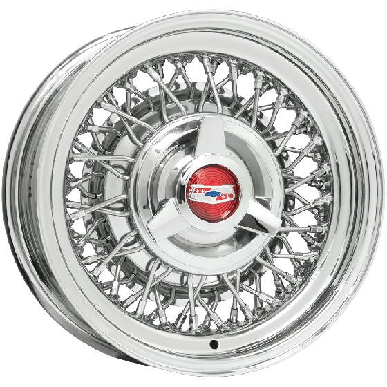 """16x6 Chevy Wire 