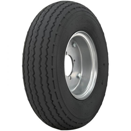 475-775 Complete Tire & Wheel Assembly   Blackwall
