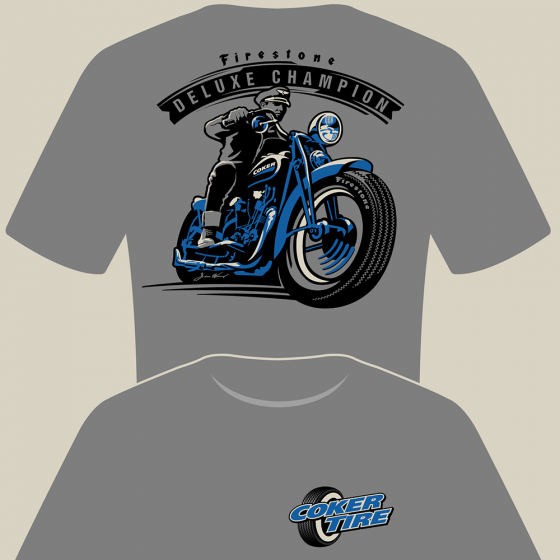 Firestone Deluxe Champion T-Shirt
