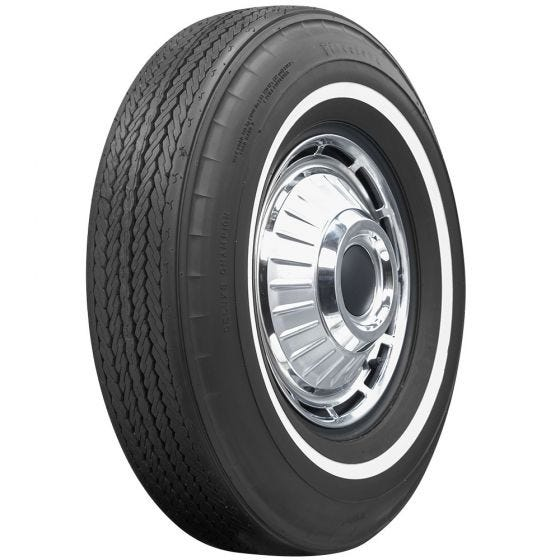Firestone | 5/8 Inch Whitewall | 700-13