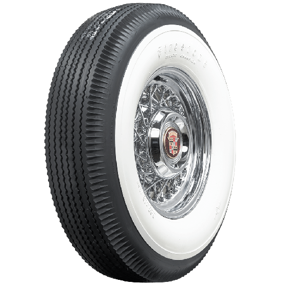 Firestone | 3 Inch Whitewall | 890-15