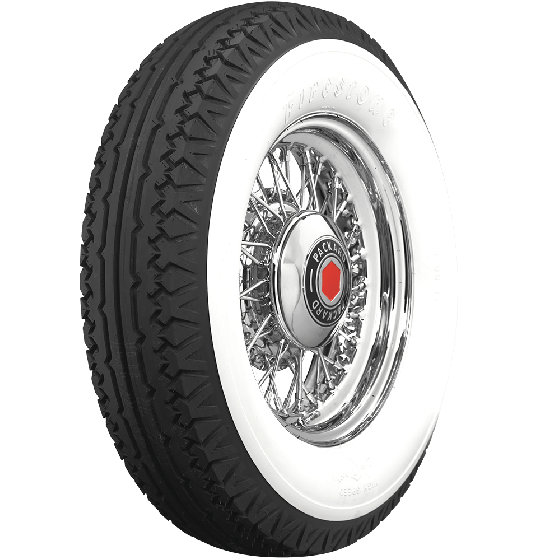 Firestone | 4 1/4 Inch Double Whitewall | 700-18