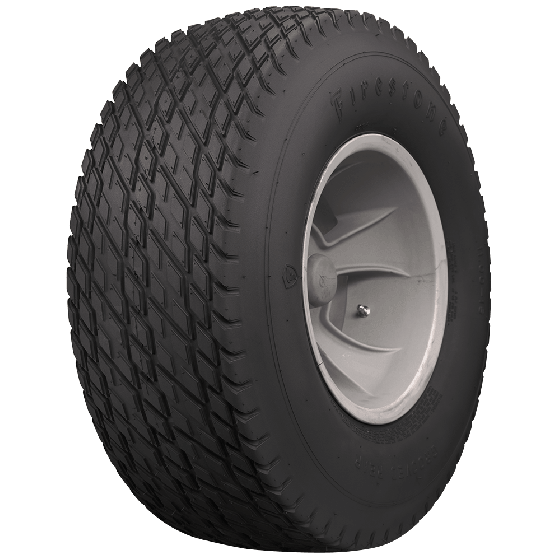 Firestone Dirt Track | Double Diamond Grooved Rear | 1100-16
