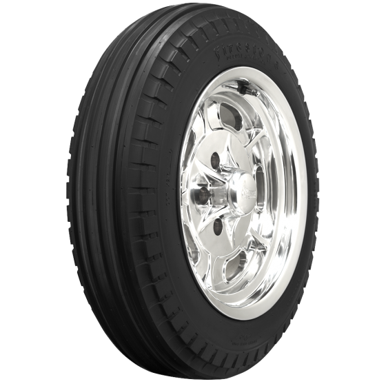 Firestone Dirt Track | Ribbed Front | 500-18