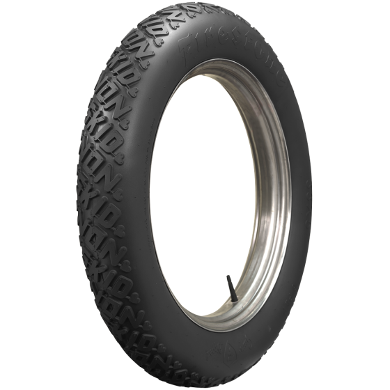 Firestone Non Skid | All Black | 36X4