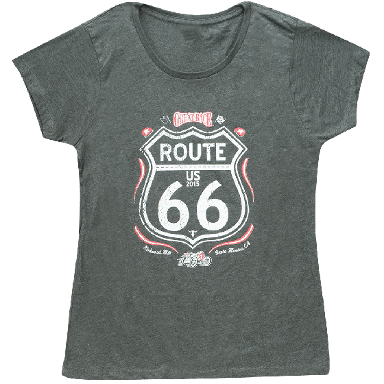 Great Race 2015 Route 66 Ladies' Shirt