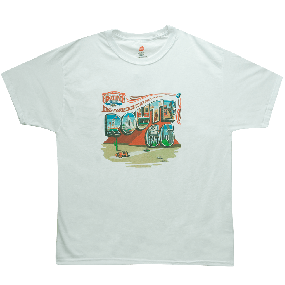 Great Race 2015 Sights T-shirt | Small