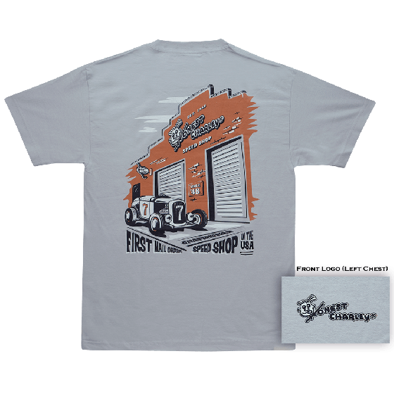 Honest Charley Store Front T-Shirt | Small