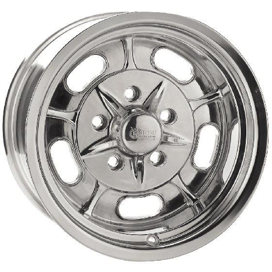 Rocket Igniter Wheel | Polished