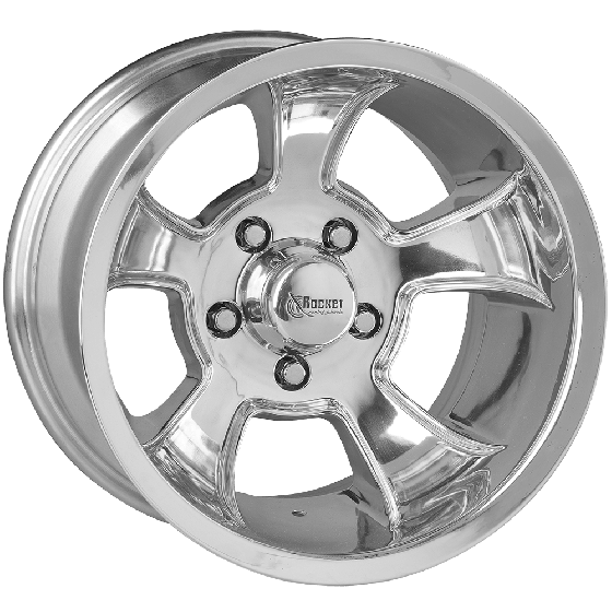 Rocket Injector Wheel | Polished