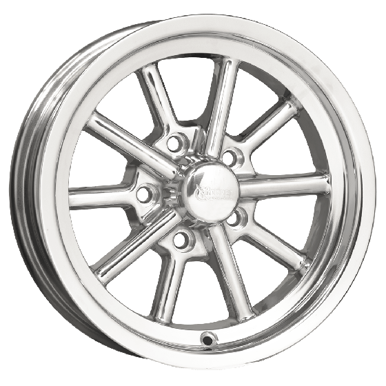 Rocket Launcher Wheel | Polished