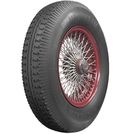 Michelin Bias Ply | Double Rivet