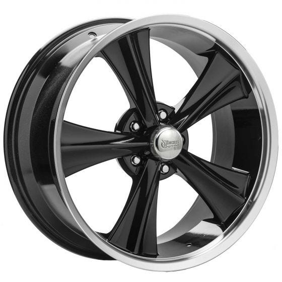 "20x9 Booster Modern Muscle | 5x4.75"" bolt 