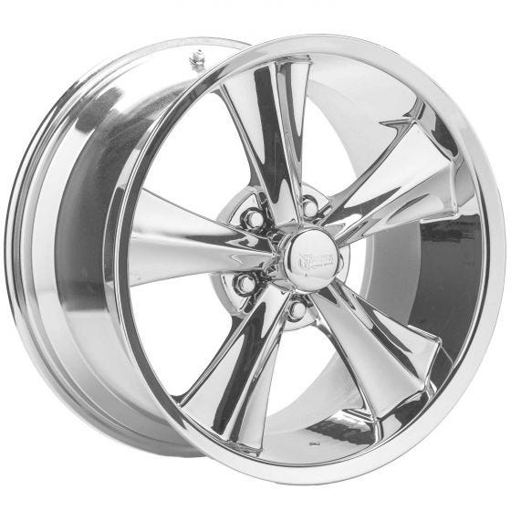 "18x10 Booster Modern Muscle | 5x4.5"" bolt 
