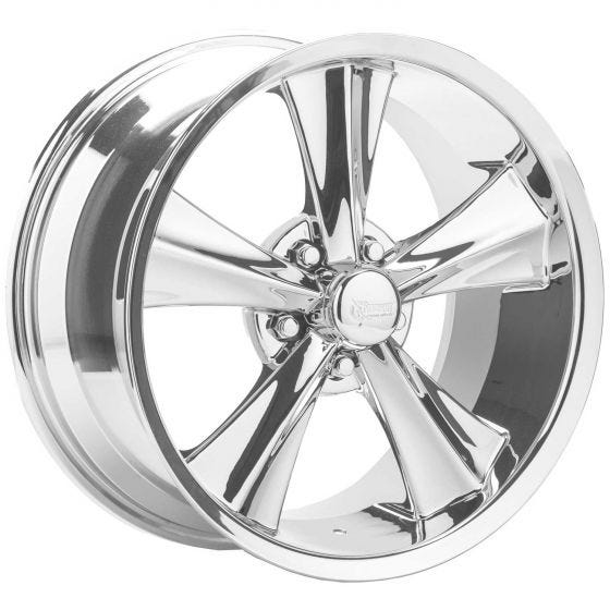 "18x9 Booster Modern Muscle | 5x4.5"" bolt 
