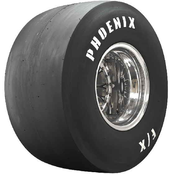 Phoenix Rear Slick | F31 Compound | 14.0/32.0-15