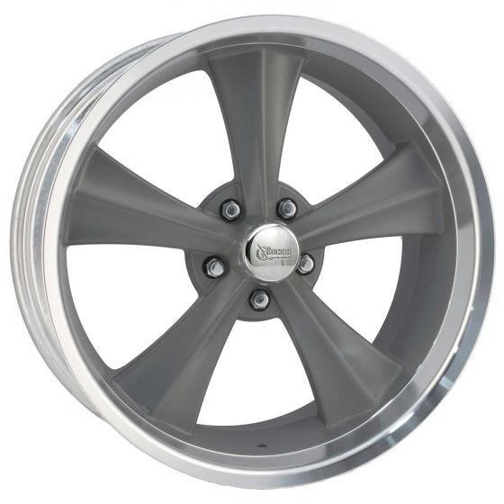 "20x8.5 Booster | 5x4.5"" bolt 