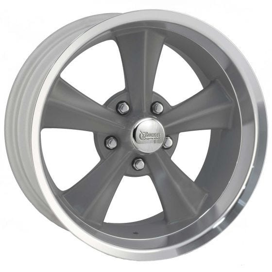 "17x8 Booster | 5x4.5"" bolt 