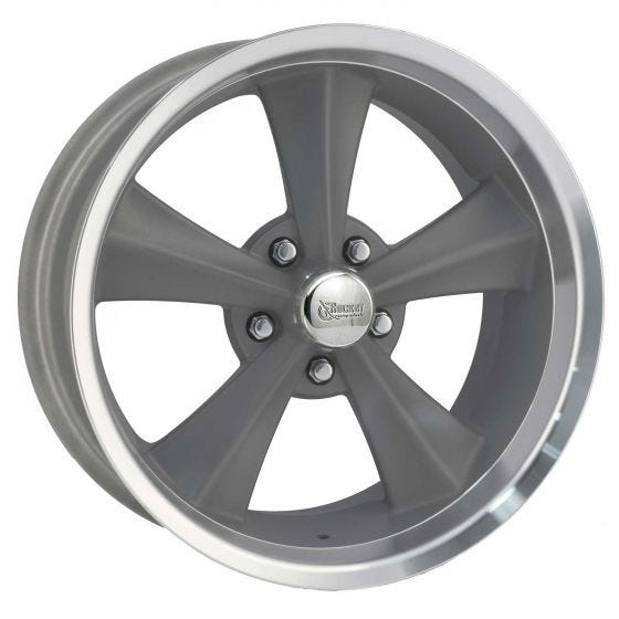 "18x8 Booster | 5x4.5"" bolt 