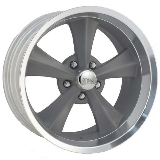 "18x9 Booster | 5x4.5"" bolt 