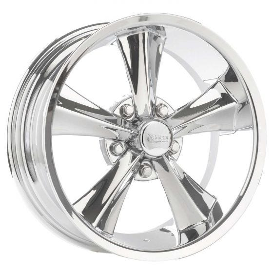 "17x7 Booster | 5x4.75"" bolt 