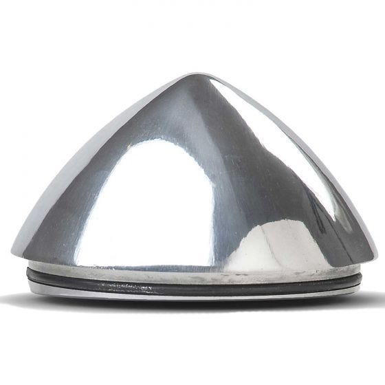 Rocket Bullet Center Cap | Chrome Finish