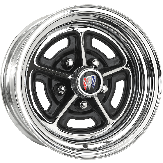 "14x7 Buick Rallye | 5x4 3/4"" bolt 