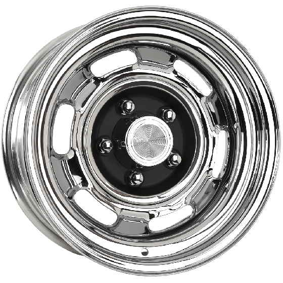 "14x6 Pontiac Rallye I | 5x4 3/4"" bolt 