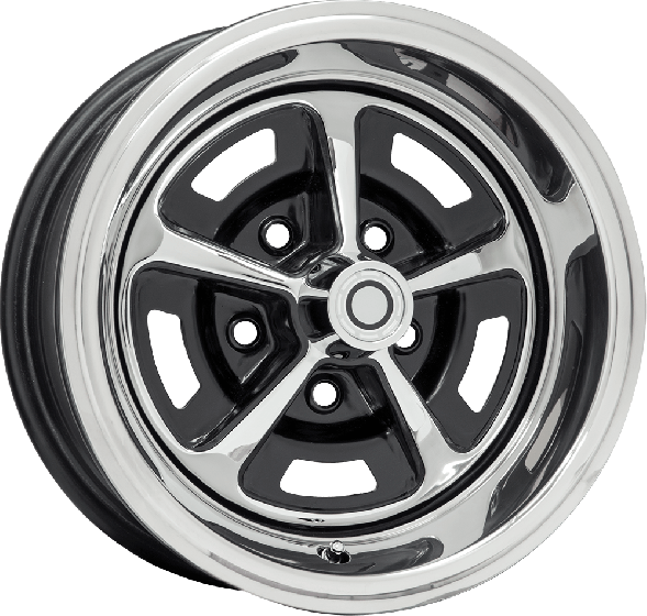 "15x8 Chrysler Road Wheel | 5x4 1/2"" bolt 