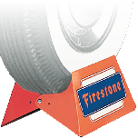 Tire Stand | Authentic Firestone