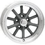 Rocket Launcher Wheel | Gray