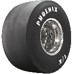 Phoenix Drag Race Tires | Hard Compound | Slicks