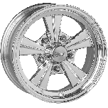 Rocket Strike Wheel | Polished