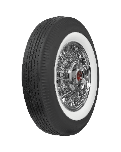 Firestone 6.70-15 Tires Firestone Whitewalls