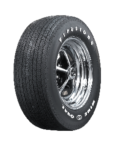 Firestone Wide Oval | Raised White Letter | F60-15