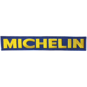 Patch | Large Michelin Logotype