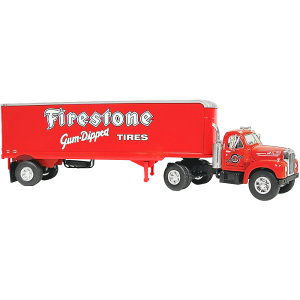 Diecast | Firestone Mack Truck (Coker Tire Version)