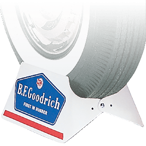 Tire Stand | Authentic BF Goodrich