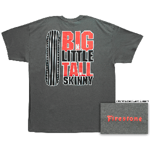 Firestone Big-N-Little T-Shirt | Large