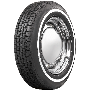 American Classic Radial | 3/4 Inch Whitewall | 165R15