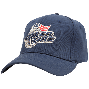 Coker Tire Denim USA Hat