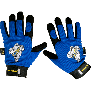 Michelin Mechanic's Gloves - Blue