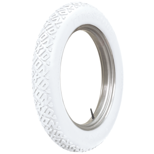 Firestone Non Skid | All White | 28X3
