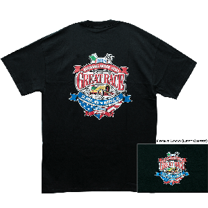Great Race T-Shirt | Black | Medium