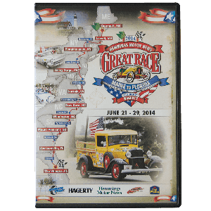 The Great Race DVD | 2014