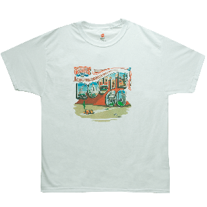 Great Race 2015 Sights T-shirt | 2XLarge